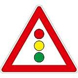 Verkehrszeichen VZ131, Lichtzeichenanlage, Alu, RA1, 63cm SL Verkehrsschild