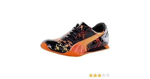 Puma Chaussures Street Yaam Lava Usain Bolt édition limitée Noir/multicolore