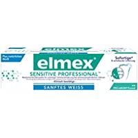 Elmex Sensitive Prof. Soft White, 2-pack (2 x 75 ml)