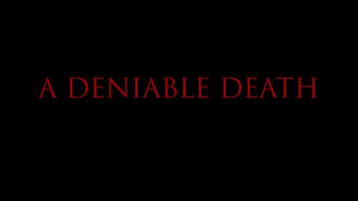 A DENIABLE DEATH by Gerald Seymour | Kirkus Reviews