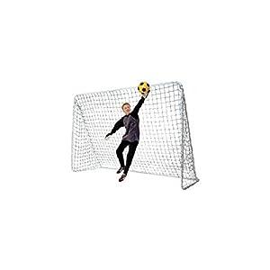 Alert Portería de fútbol 300 x 120 x 205 cm - Jaula de fútbol - Juego al Aire Libre