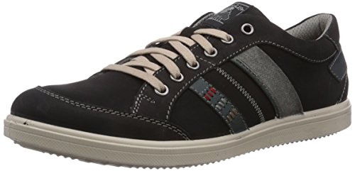 Jomos 1928 Scarpe Stringate Oxford Multicolor (nero / Jeans 908-0034)