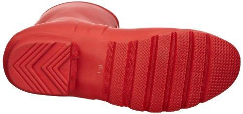 Hunter Original w23758, Unisex - Erwachsene Gummistiefel Rot (Red)