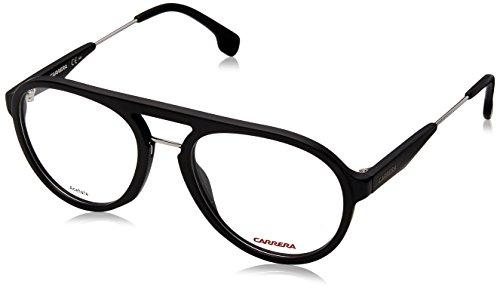 Carrera Unisex-Erwachsene 137/V TI7 53 Sonnenbrille, Schwarz (Rutbk Mttblk)