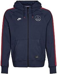 Nike pull pour homme aW77–paris saint germain covert t-shirt à manches longues