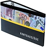 Bankordner 140x250mm / Ordner für Kontoauszüge