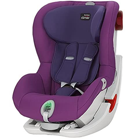 Britax Römer 4000984135336 KING II ATS, Kindersitz, Mineral, violett