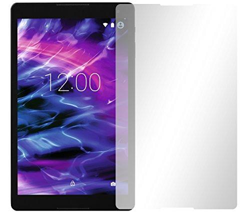 Slabo 2 x Bildschirmschutzfolie Medion Lifetab P10505 / P10506 Bildschirmschutz Schutzfolie Folie Crystal Clear unsichtbar Made IN Germany