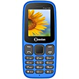 Snexian FIRE 105 Feature Mobile Phone With 1.8 Inch, Dual SIM, Open FM, 1000 MAh Battery, Bluetooth, Camera, 16 GB Expandable, BIS Certified (Blue)