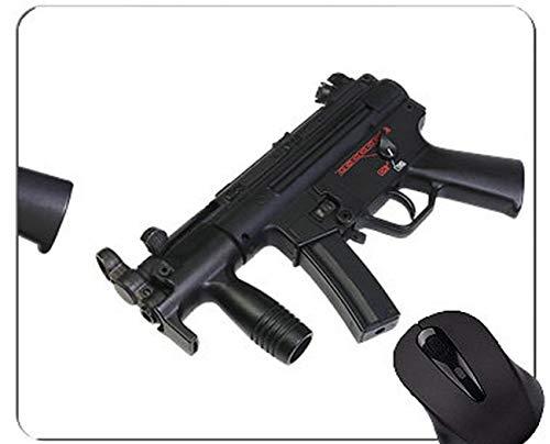 Mausunterlagen Besonders angefertigt, Gewehr-Munition die Gewehr-Mausunterlage mit genähtem Rand