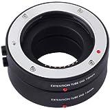 FOTGA Makro AF Autofokus Extension Tube Set 10mm 16mm DG für Samsung NX mount
