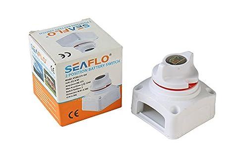 Seaflo batterie Déconnecter