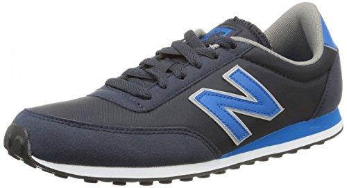 New Balance U410 D, Unisex-Erwachsene Sneaker Blau