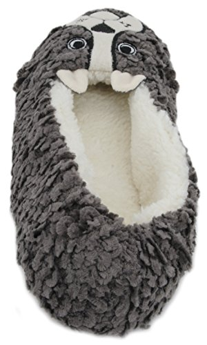 pour French Brown SlumberzzZ Chaussons Bull Dog femme 5xax8wT