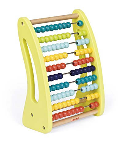 Janod J05375 - Rechenschieber Abacus