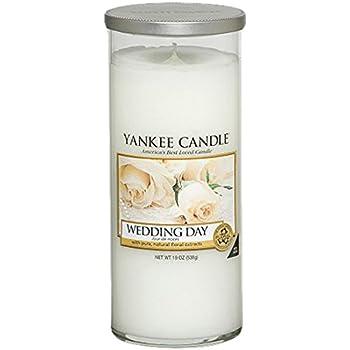 this item yankee candle large pillar jar candle wedding day