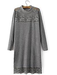 New Ladies Fashion–Jersey de punto de encaje