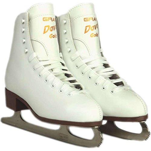 Graf Davos Eiskunstlauf Schlittschuhe Damen Freizeit verschiedene Größen (29) -