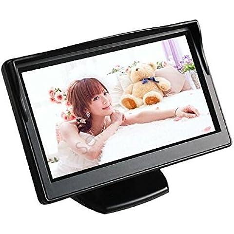 Generic - Pantalla TFT de LCD de alta resolución para coche (5