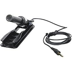 Olympus M-E34 - Micrófono para radiocomunicación, negro