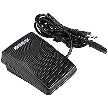 Acogedor 200-240V Pedal de control de pie de máquina de coser para el hogar