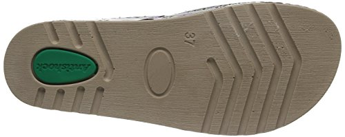 Rohde 5800, Mules femme Violet (Cyclam)