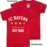 FCB T-Shirt Rekordmeister rot, Größe:M