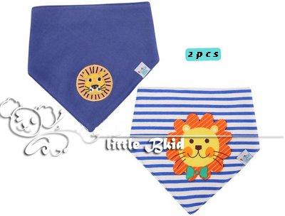 Lätzchen Cartoon-Stil Niedlichen Schals Zubehör Für Haustier Katzen Und Baby Welpen (2ST),Lions (Katze Kostüme Lion)