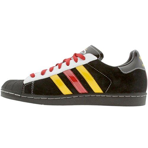 Adidas Men'S Superstar Scarpe Casual calore Black