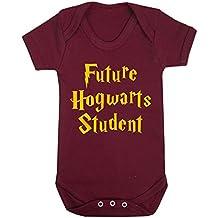 Futuro alumnos de Hogwarts Harry Potter diseño de bebé body de chaleco Onesie Funny asistente