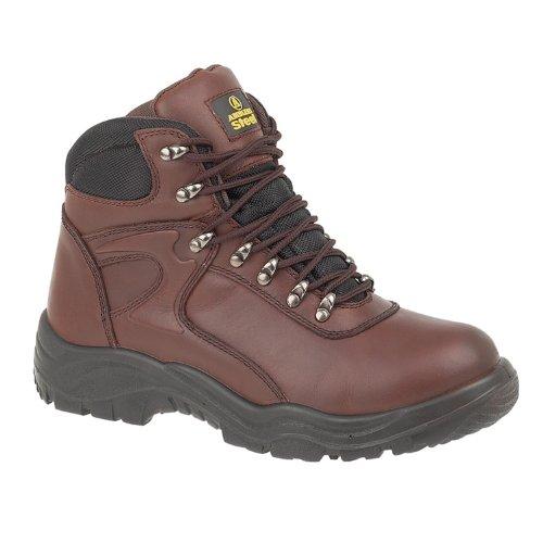 Amblers Steel FS31 - Chaussures montantes de sécurité - Femme brown