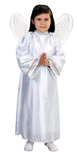 disfraz angelito talla de 2 a 4 años