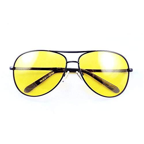 Gläser Nachtgläser Herren Nachtfischen Nachtfahrten Polarisierte Gläser Tag & Nacht Polarisierte Sonnenbrillen Fahren Sie mit UV400 UV Cut