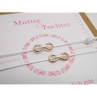 Love ♥ Mutter & Tochter-Armband Set ♥