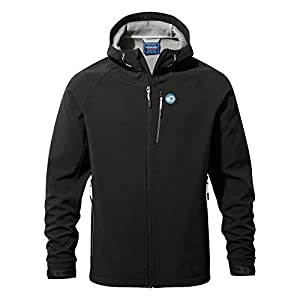 41e37SX%2BOkL. SS300  - Craghoppers Men's Da Hooded Windshield Softshell