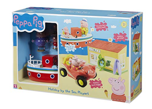 Peppa Pig 05678 Holiday by The Sea Gift Set, Multi