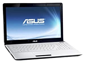 "Asus X52JT-SX547V Ordinateur portable 15,6"" Intel Core i3-380M 640 Go RAM 4096 Mo Windows 7 Blanc"