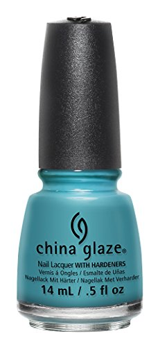 quer - Rain Dance The Night Away (Bright Turquoise Crème), 14 ml ()
