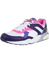 Puma Trinomic R698 sport Sneaker women Trainers 357331 01 white