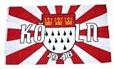 Fahne / Flagge Köln 1948 FAN NEU 90 x 150 cm Flaggen