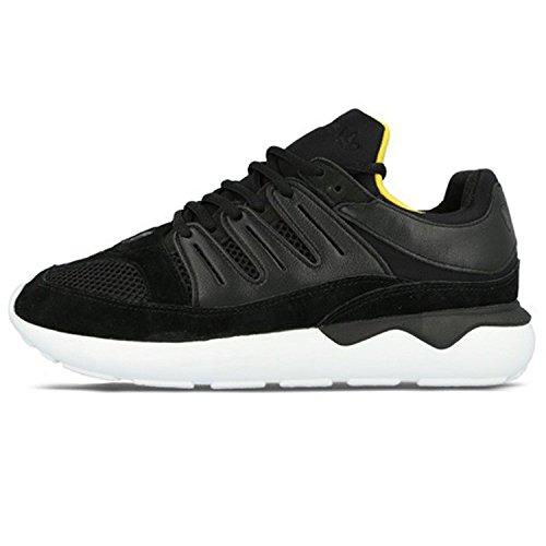 adidas , Low-top mixte adulte Noir - Noir