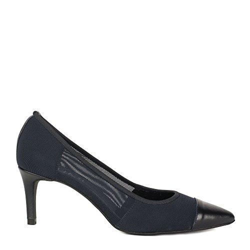 Elia B Chaussures Charlotte Escarpins Femme Bleu