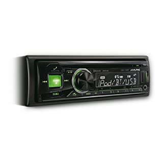 Alpine CDE-173BT Autoradio, 200 W, Bluetooth Front