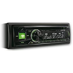 Alpine CDE-173BT Autoradio, 200W, Bluetooth Front