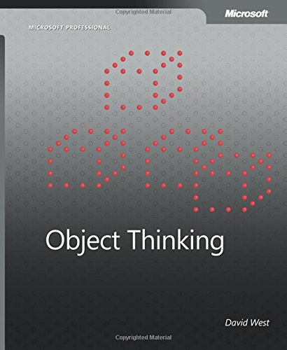Object Thinking (Microsoft Professional)