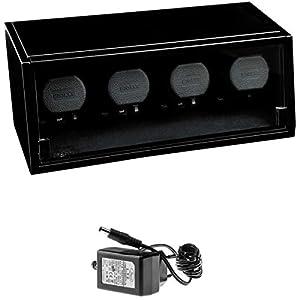 Beco Boxy Uhrenbeweger Castle-Serie 309400, für 4 Uhren