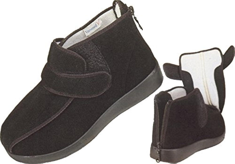 Varomed   Meran MultifunktionsschuhSehr funktionaler Schuh Komplettöffnung schwarz Billig und erschwinglich Im Verkauf