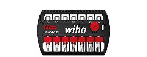 Wiha Bits, BitBuddy TY-Bit; Torx, 49 mm, für alle Arten von Schrauben