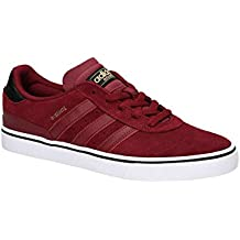the latest f78f5 88e99 adidas Busenitz Vulc Adv  Collegiate Burgundy Core Black White.