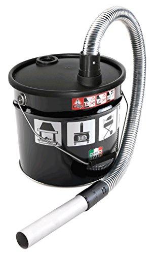Lavorwash Ashley 16 Aspirador sin bolsa Ash separator - Accesorio para aspiradora (Aspiradora cilíndrica, Ash separator, Negro, Metal, 16 L, 350 mm)